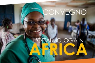Convegno l'oftalmologia in Africa
