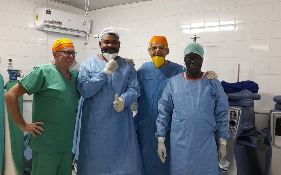Missione World Medical Aid Costa D'Avorio settembre 2021
